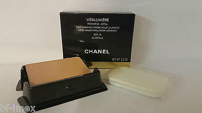 Creme Compact (Chanel Vitalumiere refill / nachfüller 42 Petale Creme Compact  neu )
