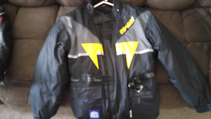 Wet weather motorcycle Jacket Heddon Greta Cessnock Area Preview