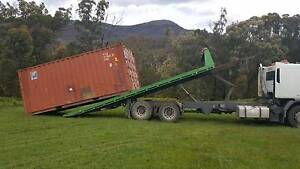 B Grade Shipping Containers 20' Delivered to Gin Gin Gin Gin Narromine Area Preview