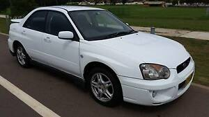 2003 Subaru Impreza Sedan Thornton Maitland Area Preview