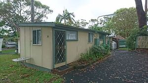 Cabin For rent Palm Beach Caravan Park Sanctuary Point Sanctuary Point Shoalhaven Area Preview