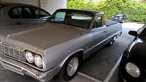 1964 Chevrolet Impala ute custom ,ratrod ,show classic drag Melbourne CBD Melbourne City Preview
