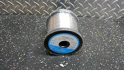 Pure Nickel 200 28 Awg Wire 3.85 Lbs.1.75 Kgs. Spool Over 7000 Ft.