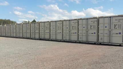 SELF STORAGE CONTAINERS IN LANDSBOROUGH SUNSHINE COAST