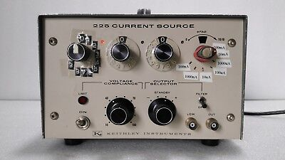 Keithley Used 225 Current Source