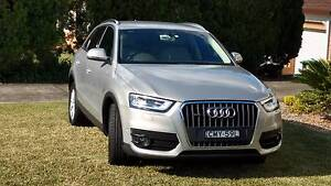 AUDI Q3 WITH AUDI ADD-ONS - EXCEPTIONAL VALUE Cherrybrook Hornsby Area Preview