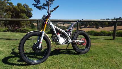 2014 Jotagas 250 Trials Bike