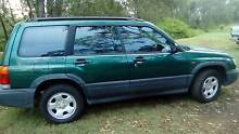 1998 Subaru Forester Wagon Kooralbyn Ipswich South Preview