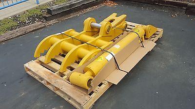 New 34 X 65 Heavy Duty Hydraulic Thumb For Caterpillar Excavators