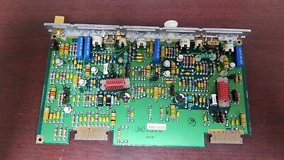 Hp 85662-60185 Board For Spectrum Analyzer Display