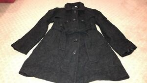 Used great condition maternity fall coat