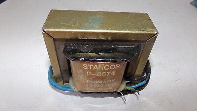 Stancor P-8574 Power Control Transformer Primary 115230v 50-60hz Ships Free