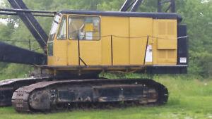 1975 Lorain L790 100 Ton Crawler Crane