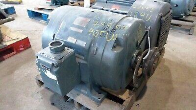 100 Hp General Electric Motor 1800 Rpm 405us Frame Dp 220440 V 1.15 S.f.