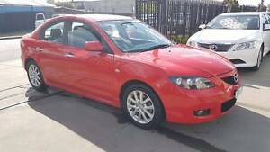 2008 Mazda 3 Maxx Sport Sedan LOW KMS Williamstown North Hobsons Bay Area Preview