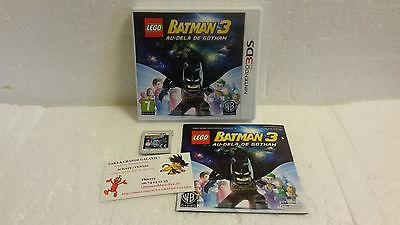 Jeu Vidéo Nintendo 3DS/2DS Lego Batman 3 Au-Delà de Gotham Warner Game DC Comics