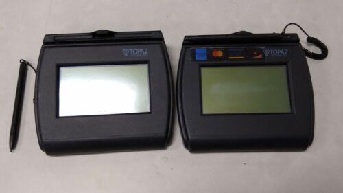 Topez signature pads