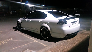 Ve ssv manual clubsport exhaust, lowered, rims Woodberry Maitland Area Preview