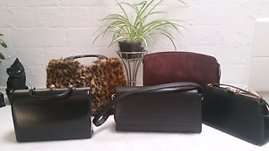 Vintage  bags. Williamstown Hobsons Bay Area Preview