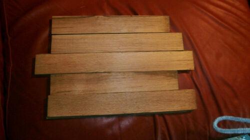 Vintage Golden Oak Floor Boards Flooring Unused