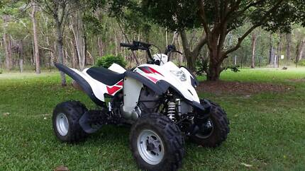 350cc Atomik Water cooled Race Quad -Reduced Price