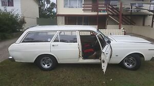 1968 Ford Falcon Wagon Nerang Gold Coast West Preview