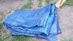 Huge tarp 20m square Maryville Newcastle Area Preview