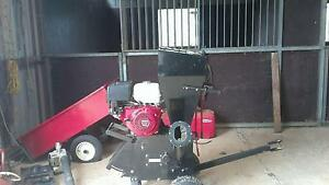 Mulcher/chipper heavy duty 13hp motor Theresa Park Wollondilly Area Preview
