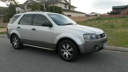 2007 Ford Territory Ghia 7 seater 9 months rego Fremantle Fremantle Area Preview