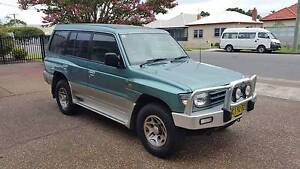 1999 Mitsubishi Pajero GLS LWB (4x4) 3.5L V6 Wagon - MANUAL Waratah Newcastle Area Preview