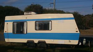 Bargain All Refurbished dual axel caravan Hilton Fremantle Area Preview