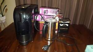 Aldi coffee machine and milk frother Breakwater Geelong City Preview