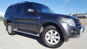 2012 MITSUBISHI PAJERO 7SEAT DIESEL TURBO FROM $159.95P/W t.a.p Capalaba West Brisbane South East Preview