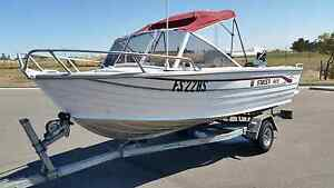 Stacer445 Aluminium Runabout North Haven Port Adelaide Area Preview