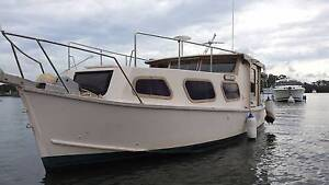Wooden Bay Cruiser - 1974 Highgate Hill Brisbane South West Preview