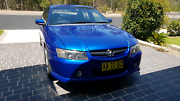 2006 MY06 Holden VZ Commodore SS 6.0L Sedan 4sp Auto  St Marys Penrith Area Preview