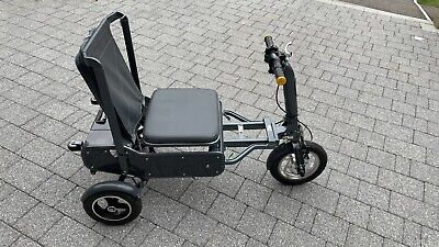eFOLDi Lightweight Folding Electric Mobility Scooter 14 Mile Range Only 17KG