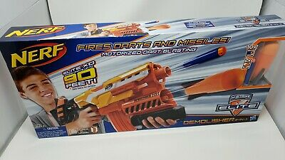 NERF N-Strike Elite Demolisher 2 in 1 Blaster Brand New Sealed