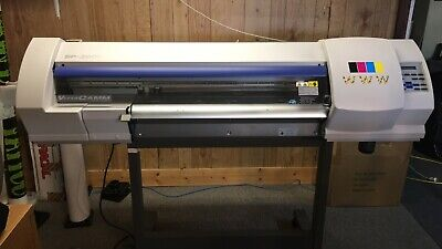 Roland Sp-300 Versacamm Printer Cutter Wide Format