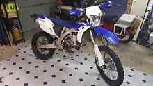 2012 Fuel Injected Yamaha WR450F Campbelltown Campbelltown Area Preview