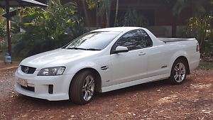 VE SS COMMODORE UTE Herbert Litchfield Area Preview