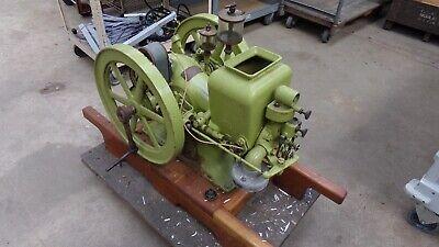International Harvester Mogul Stationary Engine 1 34 Hp