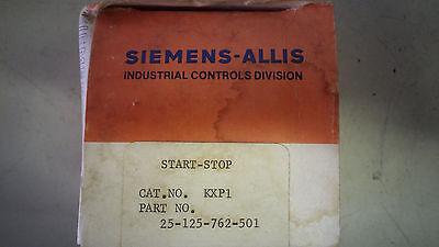 Siemens Kxp1 New In Box Start Stop See Pics B14
