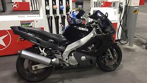 Yamaha YZF 600R  Thundercat Rego 31/08/17 South Coogee Eastern Suburbs Preview