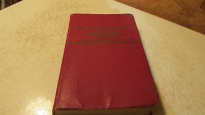 1941 Little Gem Life Chart National Underwriter Publishing