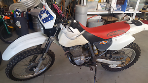 HONDA XR250R Picton Wollondilly Area Preview