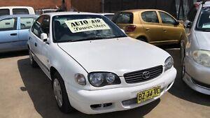 2001 Toyota Corolla Lift back ! Serviced & Inspected ! Auto ! CHEAP !  Granville Parramatta Area Preview