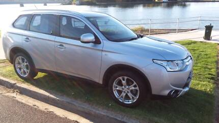 2014 Mitsubishi OutlanderAUTO 4X4  SUV Ulverstone Central Coast Preview