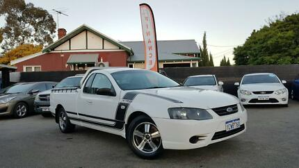 2008 Ford Falcon LPG Ute