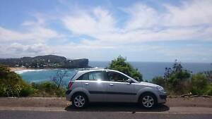 2009 Kia Rio Hatchback Manly Manly Area Preview